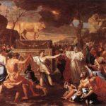 Mojžíš, Áron a zmatení kolem Jordánu
