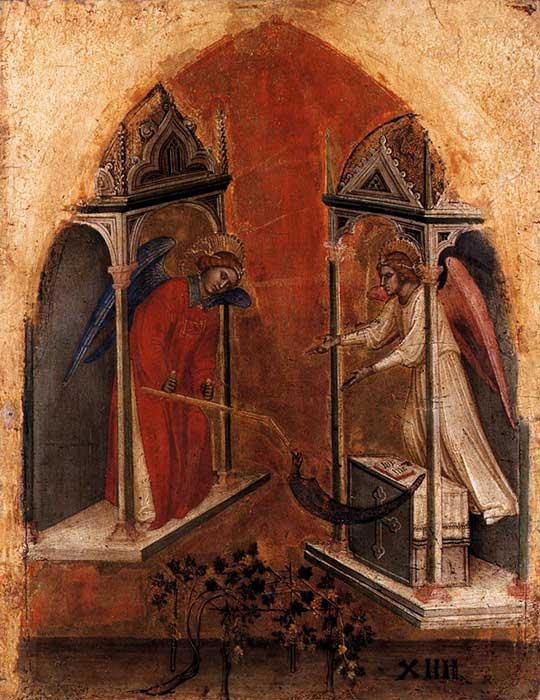 Žeň světa, Jacobello Alberegno, 1360–90